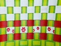 plaid pattern Royalty Free Stock Photos