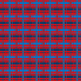 Plaid patterned background Stock Photo