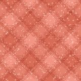 Plaid patterned background seamless Stock Photography