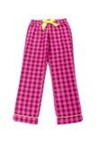 Plaid Pyjamas Pants #3 Stock Image