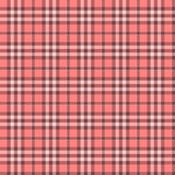 Plaid in the Scottish style. Vector texture of fabric, plaid in the Scottish style Royalty Free Stock Photography