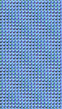 Plaid Scrap Blue Stock Image