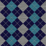 Plaid Seamless Pattern. Illustration of Plaid Seamless Pattern Commonly Found in Sweaters royalty free illustration