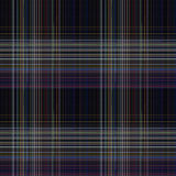 Plaid Seamless Pattern Stock Image