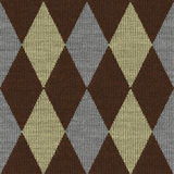 Plaid Seamless Pattern Royalty Free Stock Photography