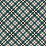 Plaid Seamless Pattern. Plaid design in classic colors of autumn royalty free illustration