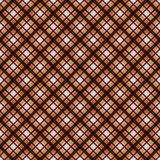 Plaid Seamless Pattern. Plaid design in classic colors of autumn stock illustration