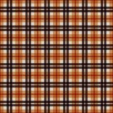 Plaid Seamless Pattern. Plaid design in classic colors of autumn vector illustration