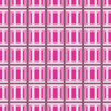 Plaid. Seamless pattern pink background Royalty Free Stock Image