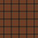 Plaid Seamless Pattern. Plaid design in a variety of autumn colors vector illustration