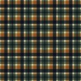 Plaid Seamless Pattern. Plaid design in a variety of autumn colors royalty free illustration
