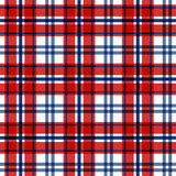 Plaid seamless pattern. Vector. Background Royalty Free Stock Images