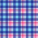 Plaid seamless pattern. Vector Royalty Free Stock Photos