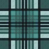 Plaid seamless tartan pattern. Twill texture. Stock Photo