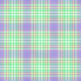 Plaid seamless texture Stock Images