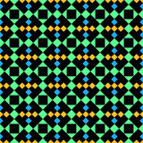 Plaid squares background seamless pattern Royalty Free Stock Photos
