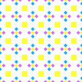 Plaid squares seamless background Royalty Free Stock Image