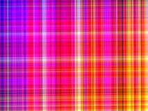 Plaid / tartan pattern background Stock Image