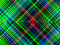 Plaid / tatan abstract background. Green tone of colored plaid / tatan abstract background Royalty Free Stock Photo