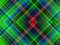 Plaid/tatan abstrakter Hintergrund Stock Abbildung