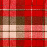 Plaid textile Royalty Free Stock Photos