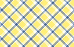 Plaid texture Royalty Free Stock Photography
