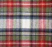 Plaid texture Stock Images