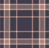 Plaid texture Stock Image