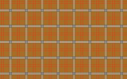 The Plaid Texture stock illustration