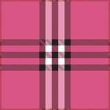 Plaid texture background vector illustration Royalty Free Stock Photos