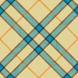 Plaid texture, seamless pattern Royalty Free Stock Photography