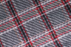 Plaid texture Royalty Free Stock Photo