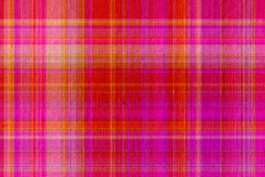 Plaid Textured Background Stock Photos