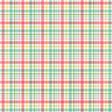 Plaid textured Fabric Background. In bright colors Stock Photos