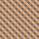 Plaid tiles pattern background. Vector illustration Stock Photography