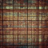 Plaid wood Royalty Free Stock Photography