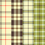 Plaids Royalty Free Stock Images