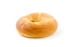 Plain bagel Stock Photography