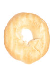 Plain bagel Royalty Free Stock Images