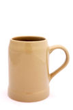 Plain beer stein Stock Images