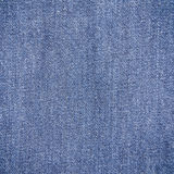 Plain Blue Jean Fabric Texture Stock Photos