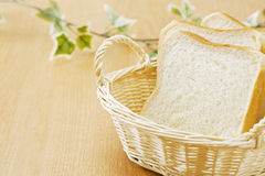 Plain bread Stock Images