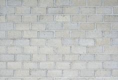 Plain brick wall Royalty Free Stock Photo