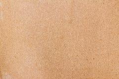 Plain brown wood Stock Images