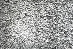 Plain cement wall Royalty Free Stock Image