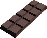 Plain chocolate Royalty Free Stock Image