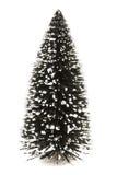 Plain Christmas tree Stock Photos