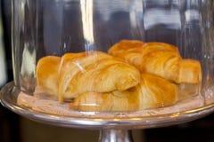 Plain Croissants Royalty Free Stock Images