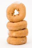 Plain donuts Stock Image