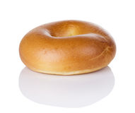 Plain Egg Bagel Royalty Free Stock Photo